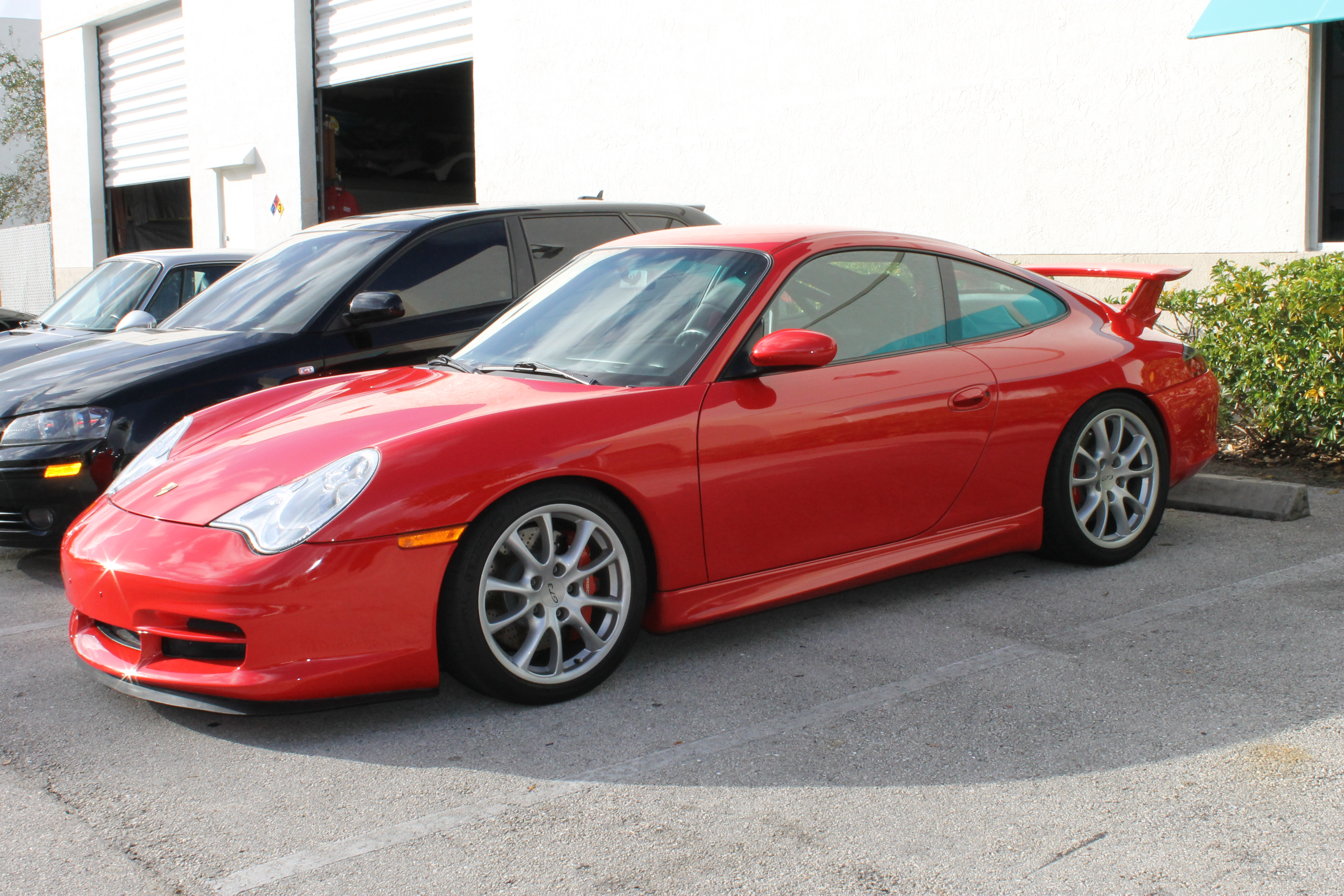 2004 Porsche Gt3 Sold Foreign Affairs Motorsport