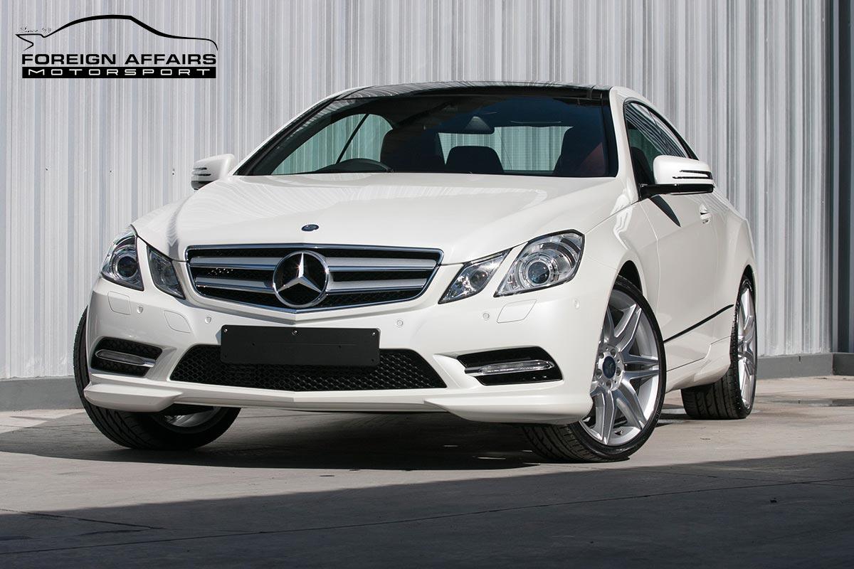 Mercedes Performance Shop