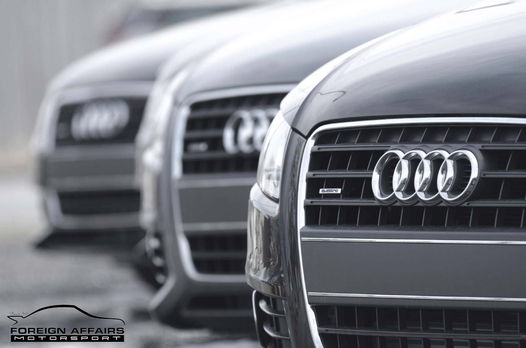Audi workshop