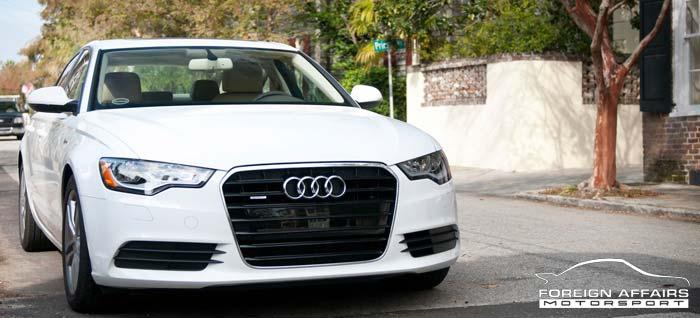 certified Audi service