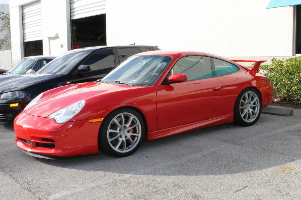 2004 Porsche Gt3 Sold Foreign Affairs Motorsport