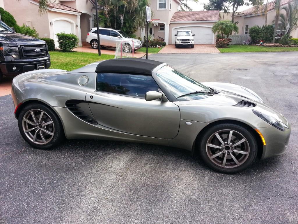 Porsche Dealers South Florida >> 2005 Lotus Elise - Foreign Affairs Motorsport