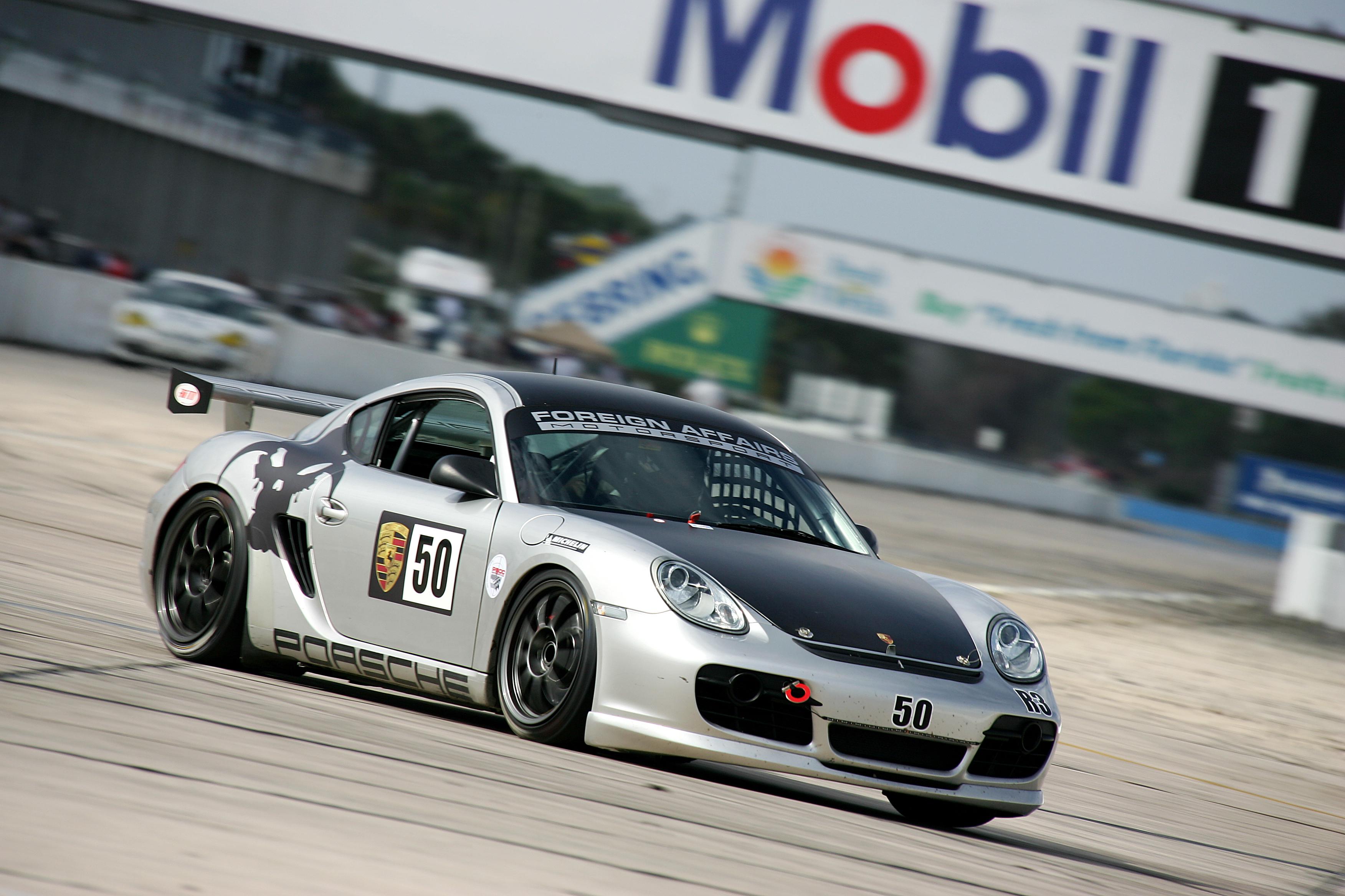 Porsche Dealers South Florida >> PBOC Kids Racing for Life - Foreign Affairs Motorsport