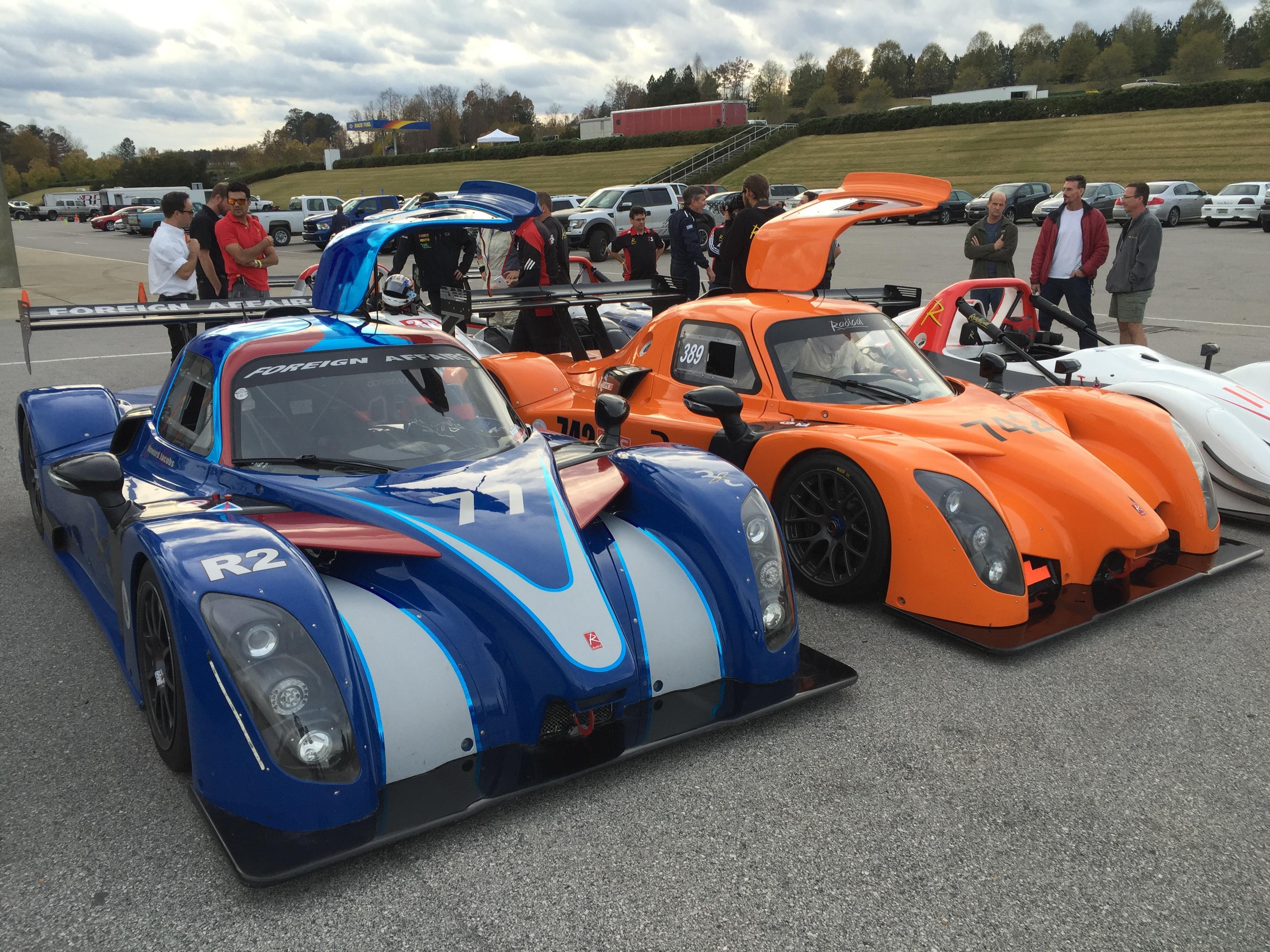 Porsche Bmw Owners Club Barber Foreign Affairs Motorsport
