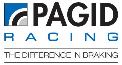 pagid racing