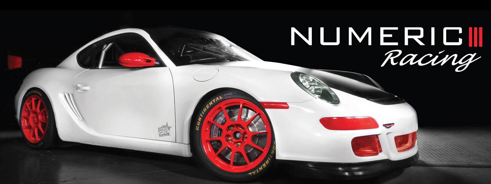 Numeric Racing