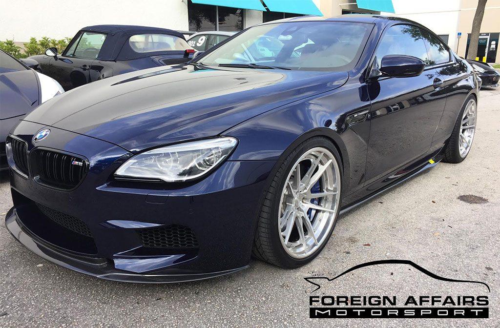certified BMW service