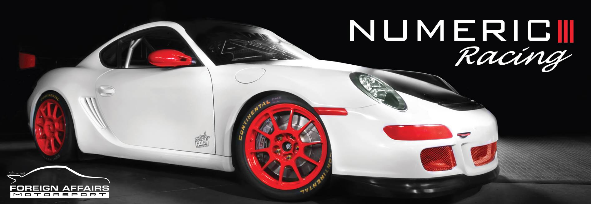 numeric racing parts