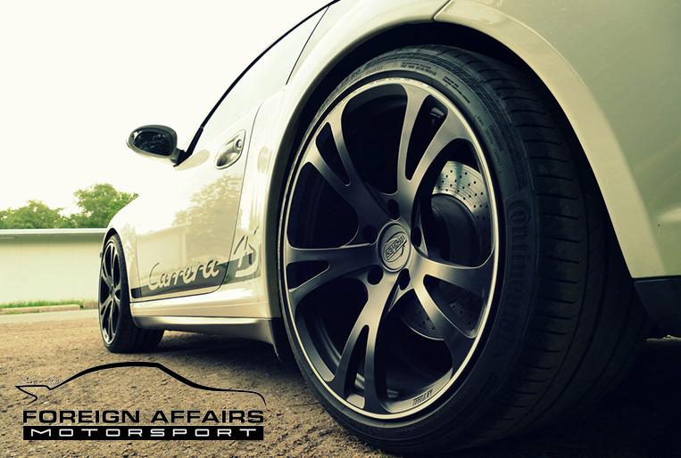 Audi Porsche service