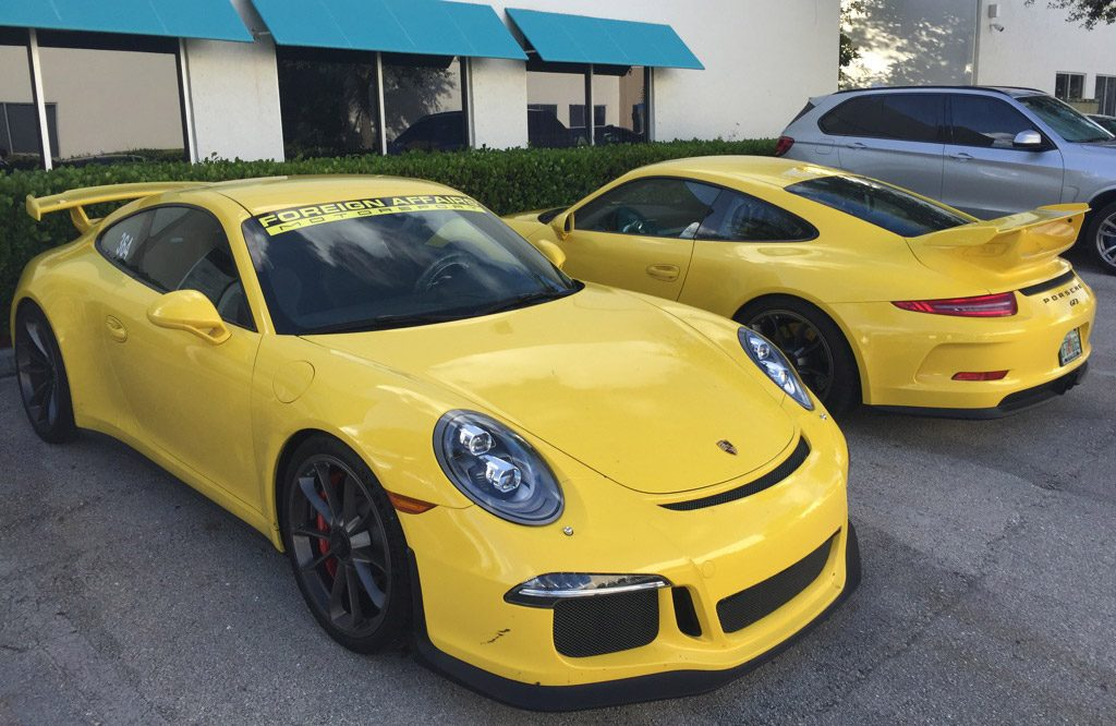 Tuning Your 911 With Porsche Performance Products