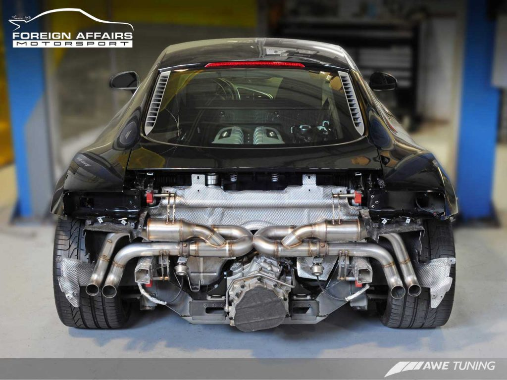 The Top Audi Performance Parts From Awe Tuning