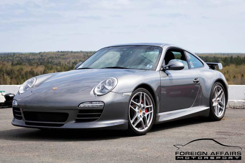 Porsche performance tuning