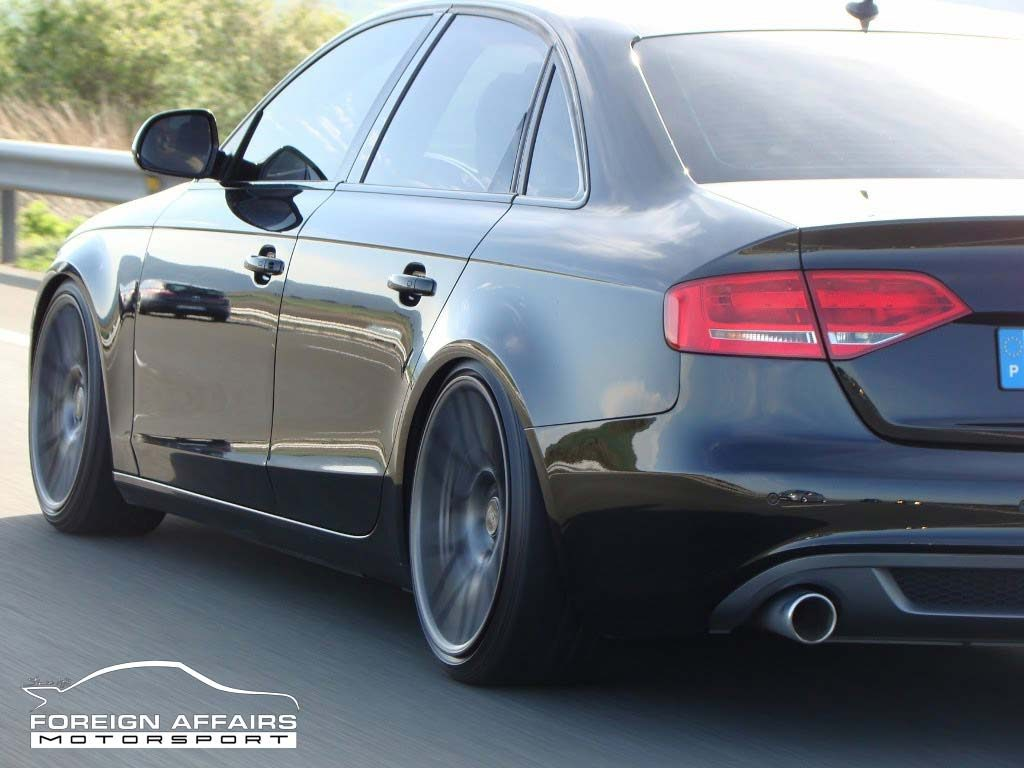 Audi Customization 101 With Foreign Affairs Motorsport