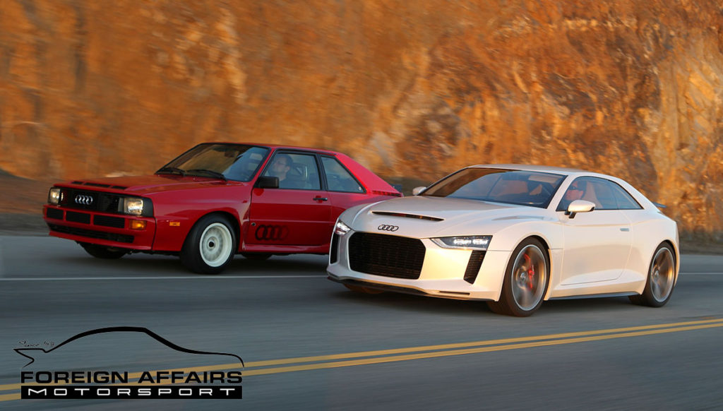 Audi Performance: Modifications To Make Your Quattro Stand Out