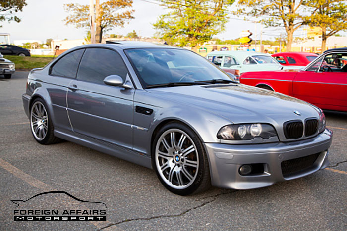 Bmw Customization Modernizing A 3 Series Classic