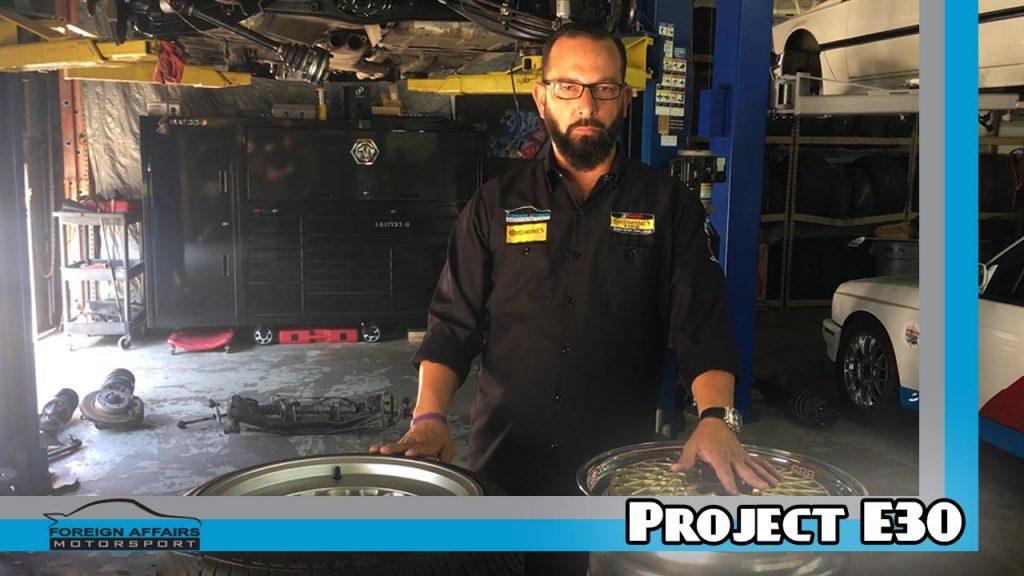 BMW performance parts