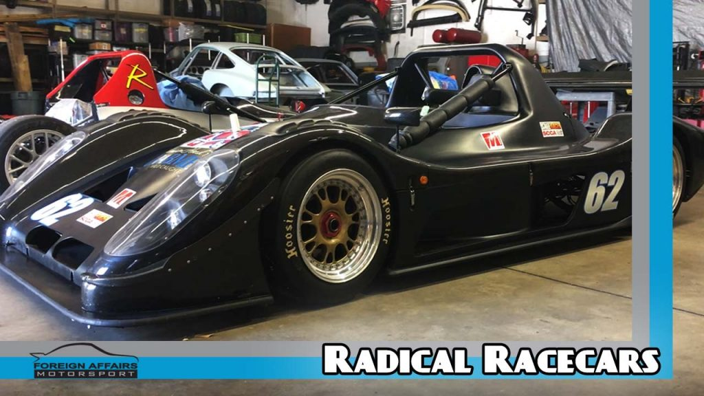 The Radical SR3 Sports Car – A Closer Look At This Track Ready Vehicle