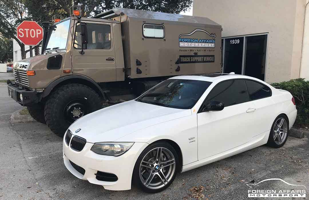 BMW Maintenance
