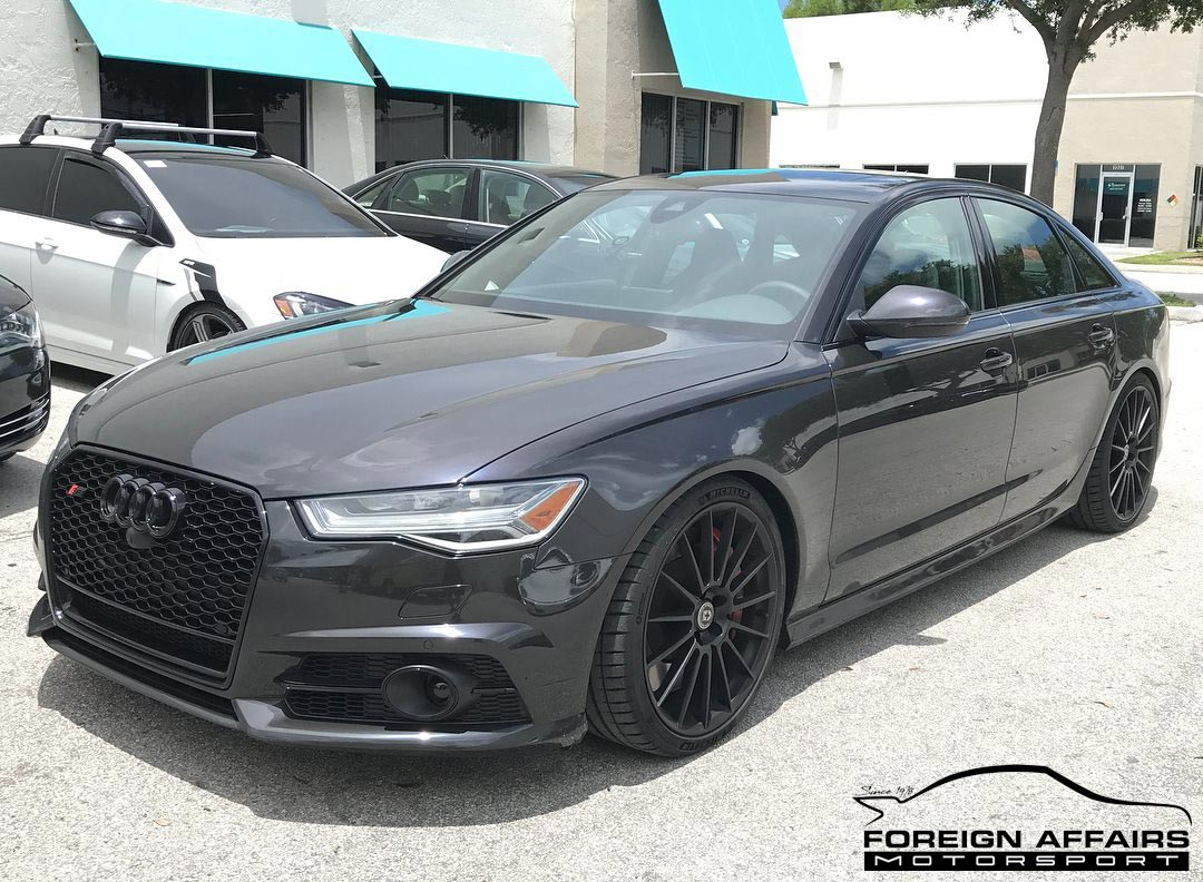 Audi performance upgrades
