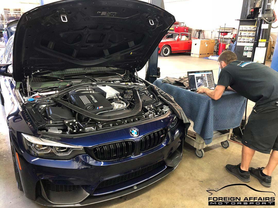 BMW customization