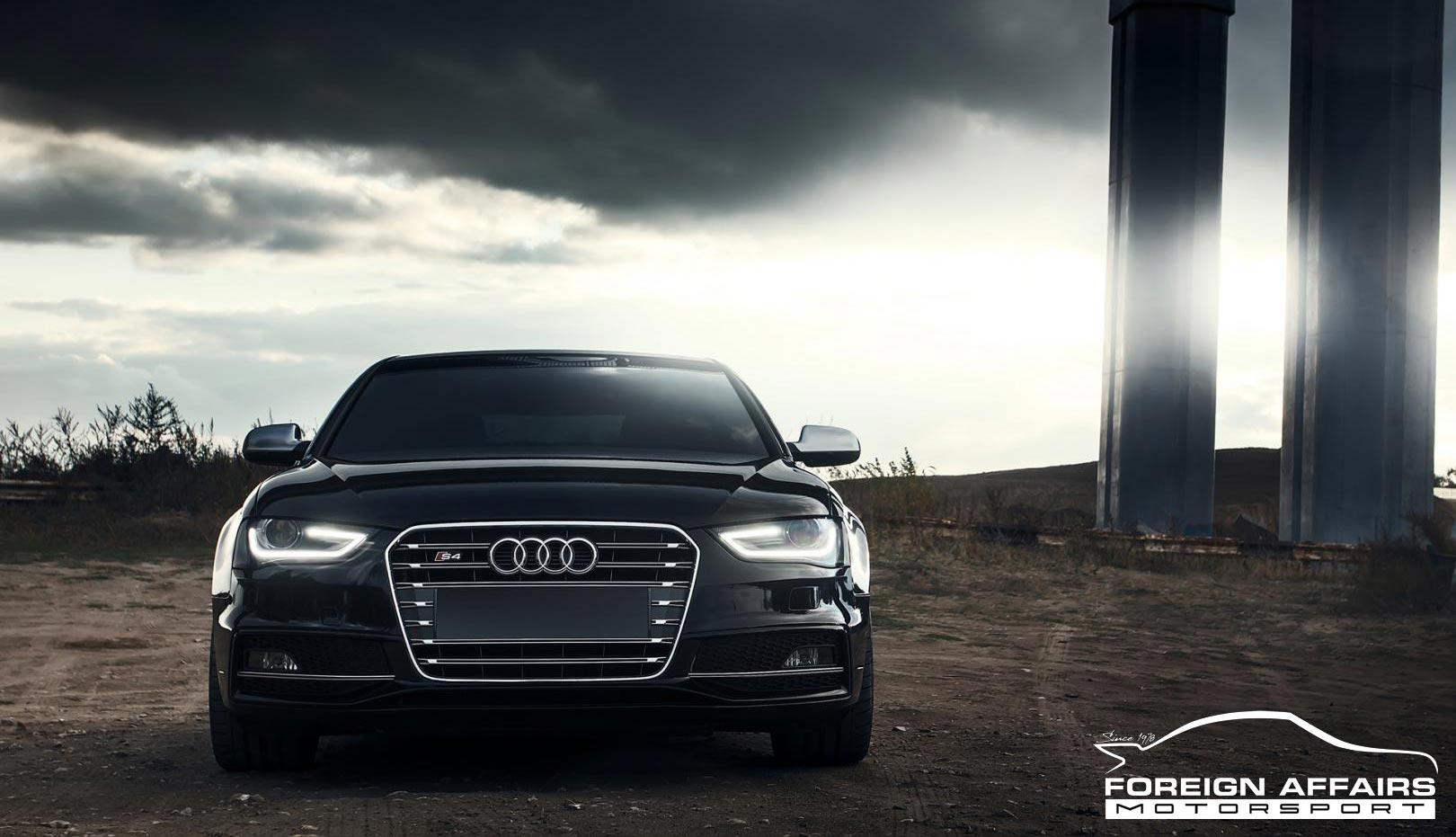 Audi body kits