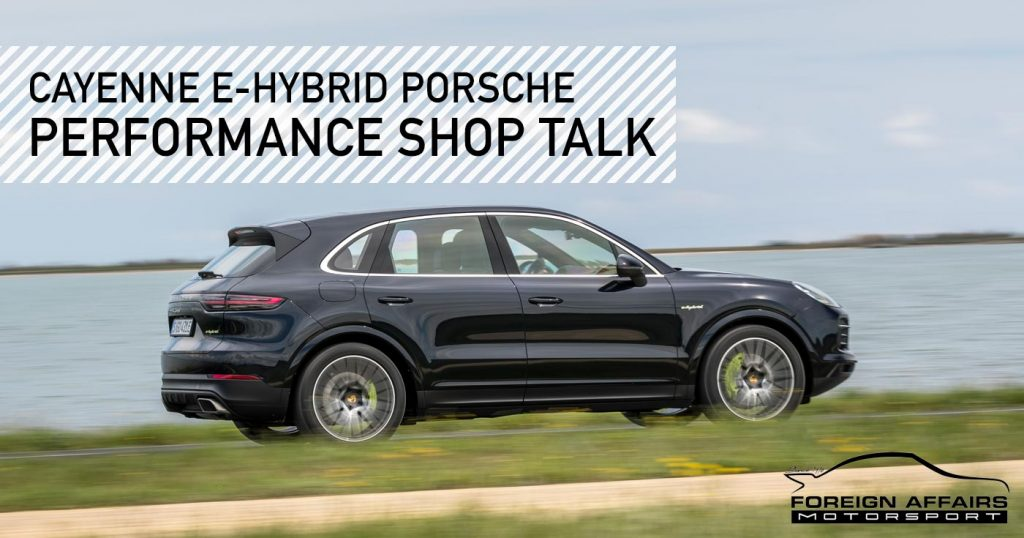 Porsche Performance Shop