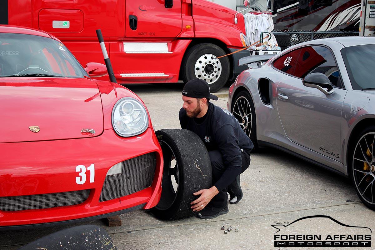 Porsche performance parts