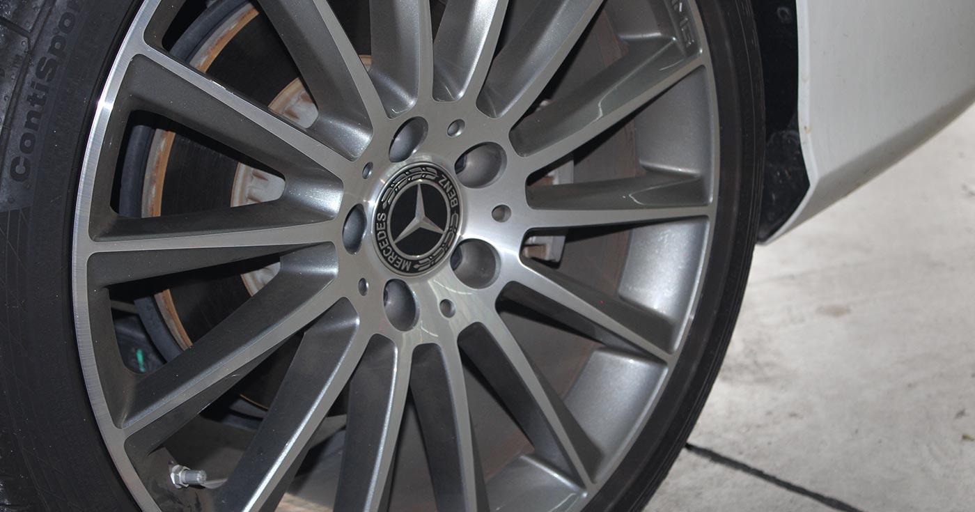 Mercedes-routine-maintenance