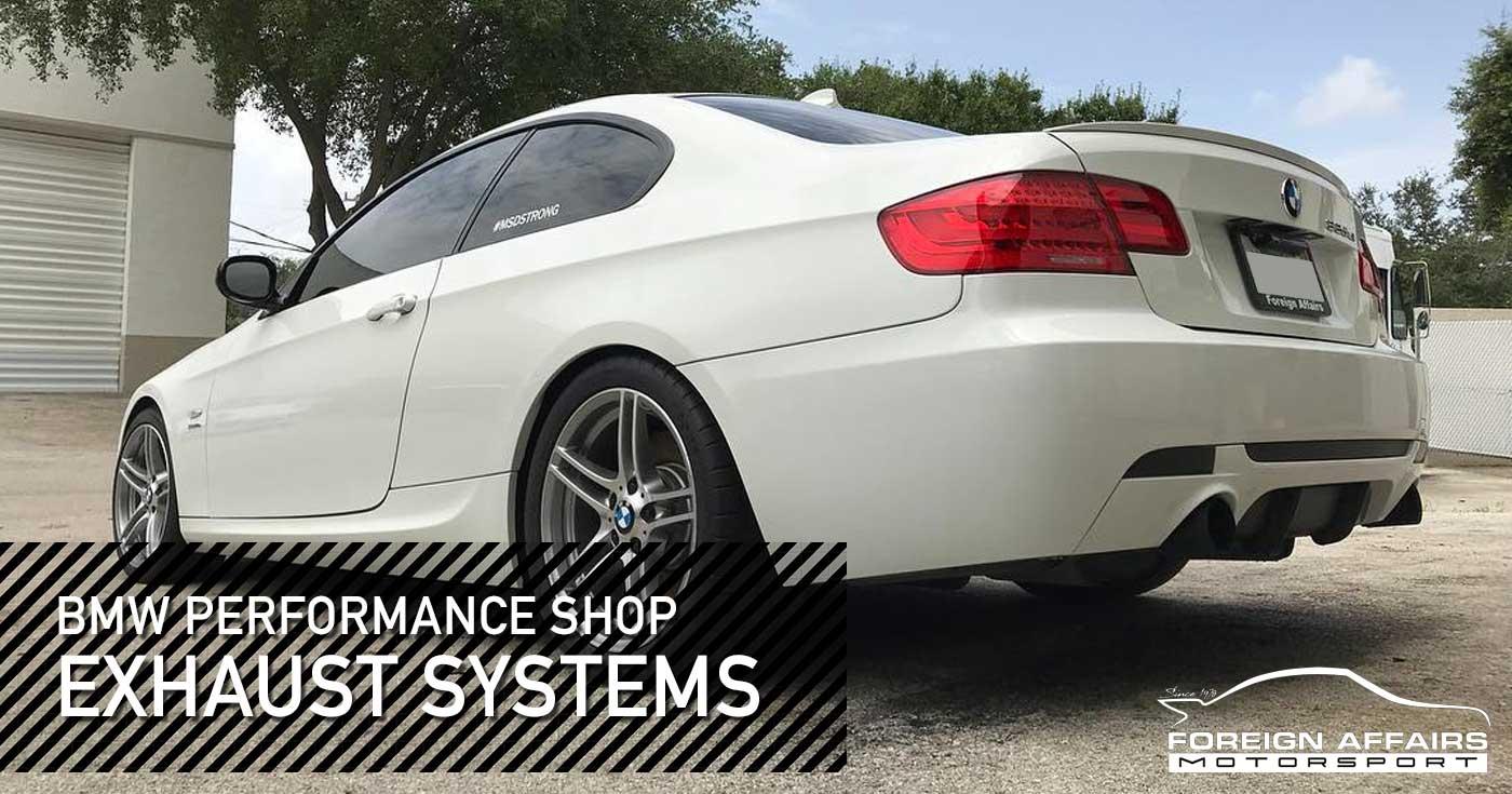 BMW Performance Shop