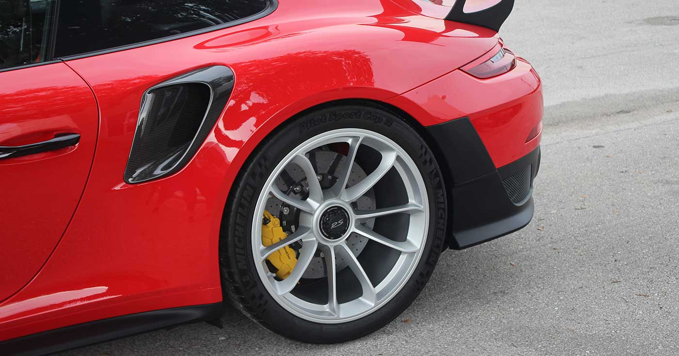 Porsche Repair Shop
