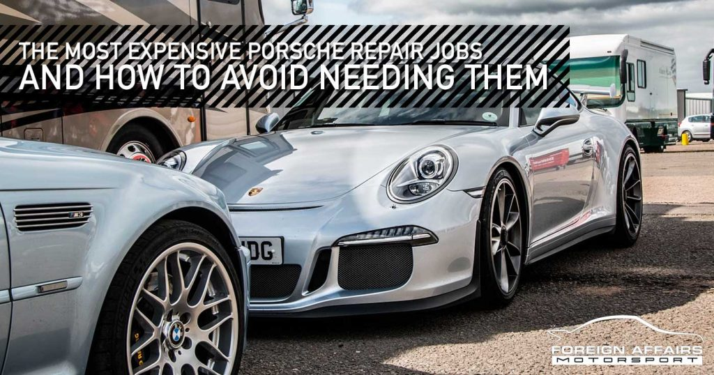 Most Expensive Foreign Cars To Repair