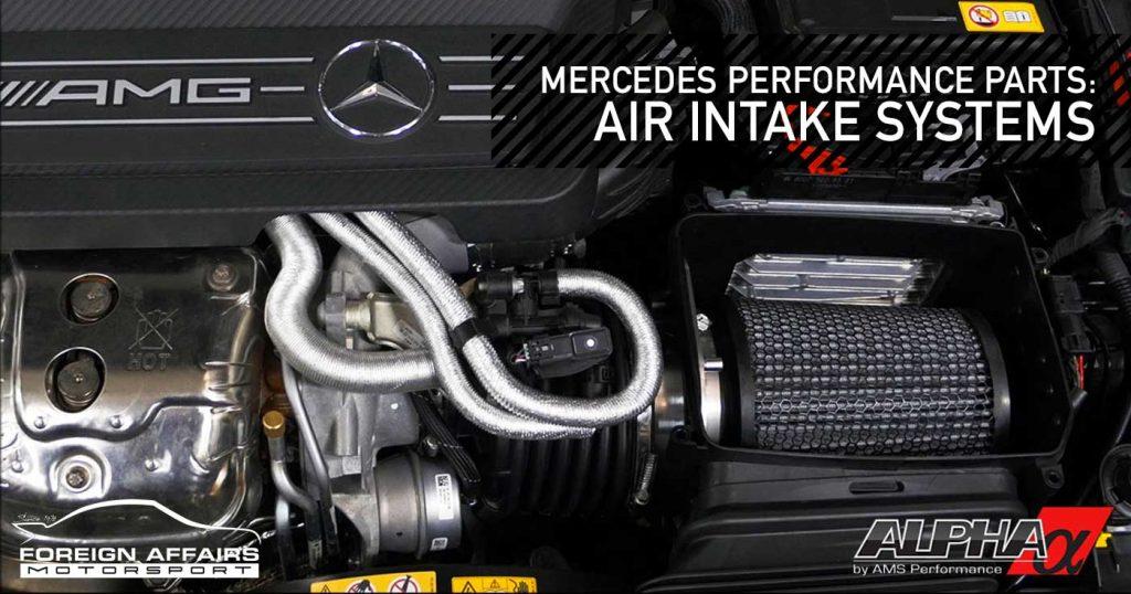 Mercedes Performance Parts
