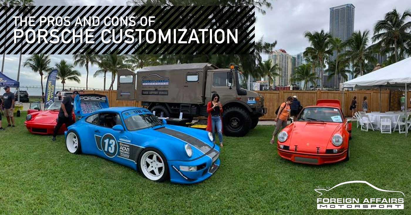 Porsche Customization