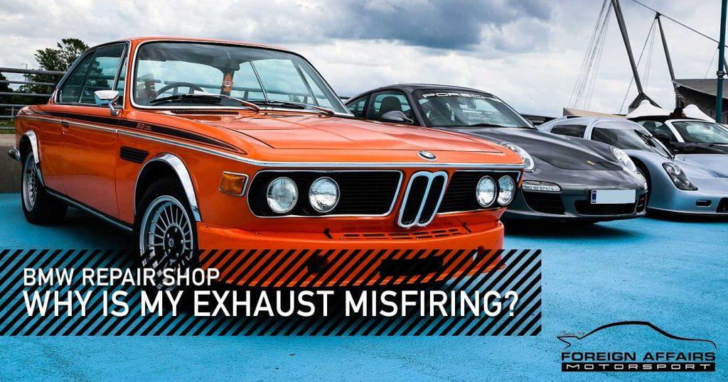 BMW Repair Shop