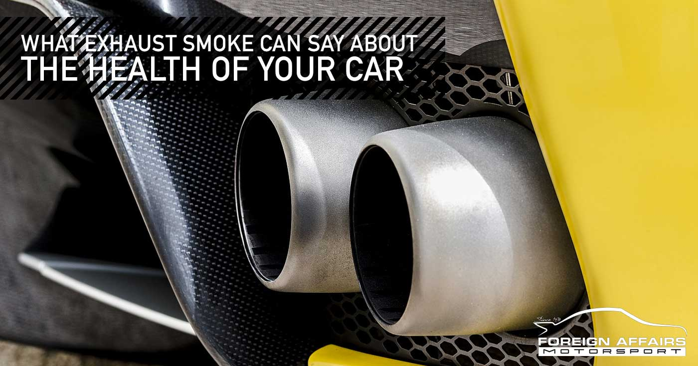Exhaust Smoke