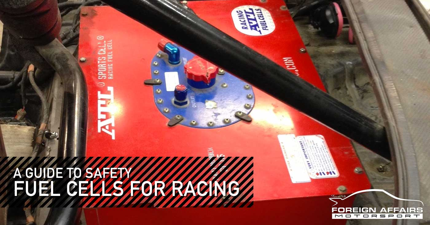 Safety Fuel Cells For Racing