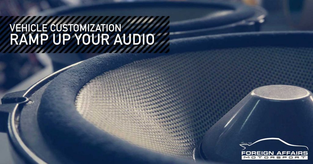 Audio Upgrades | Get More Out Of Your Cars Audio System