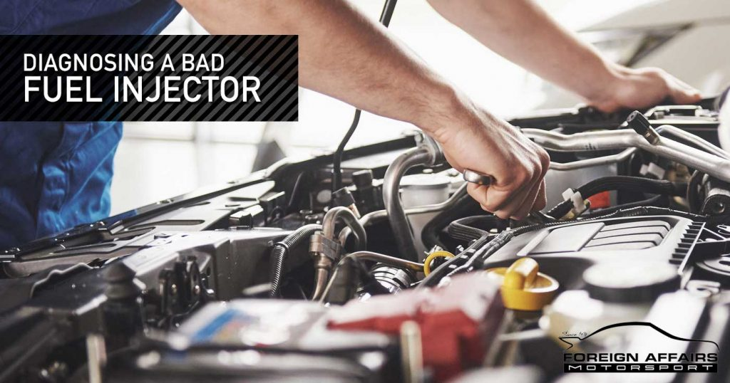 Diagnosing A Bad Fuel Injector