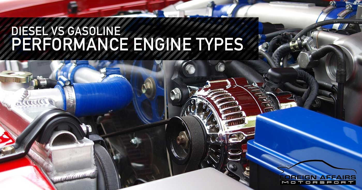 Performance Engine Types