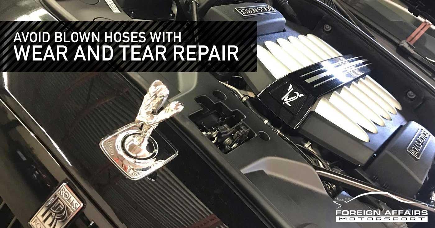 Wear And Tear Repair
