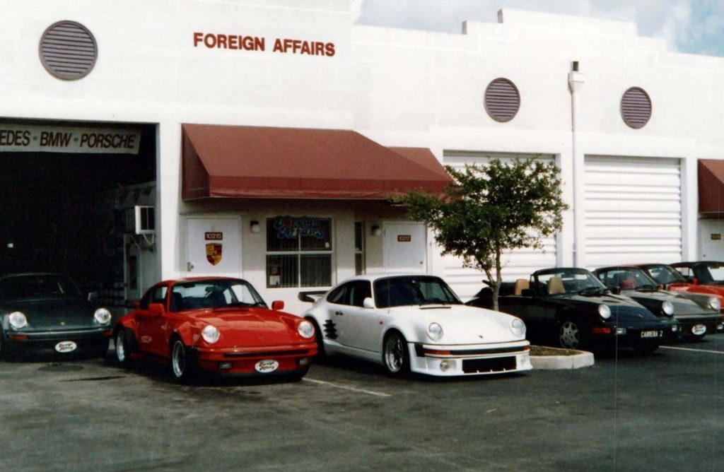 foreign affairs motorsport heritage