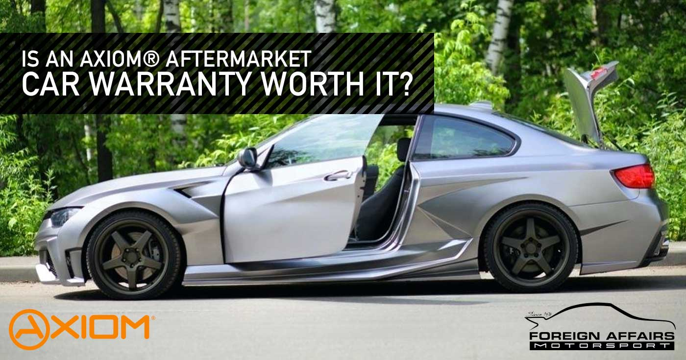 Aftermarket Car Warranty