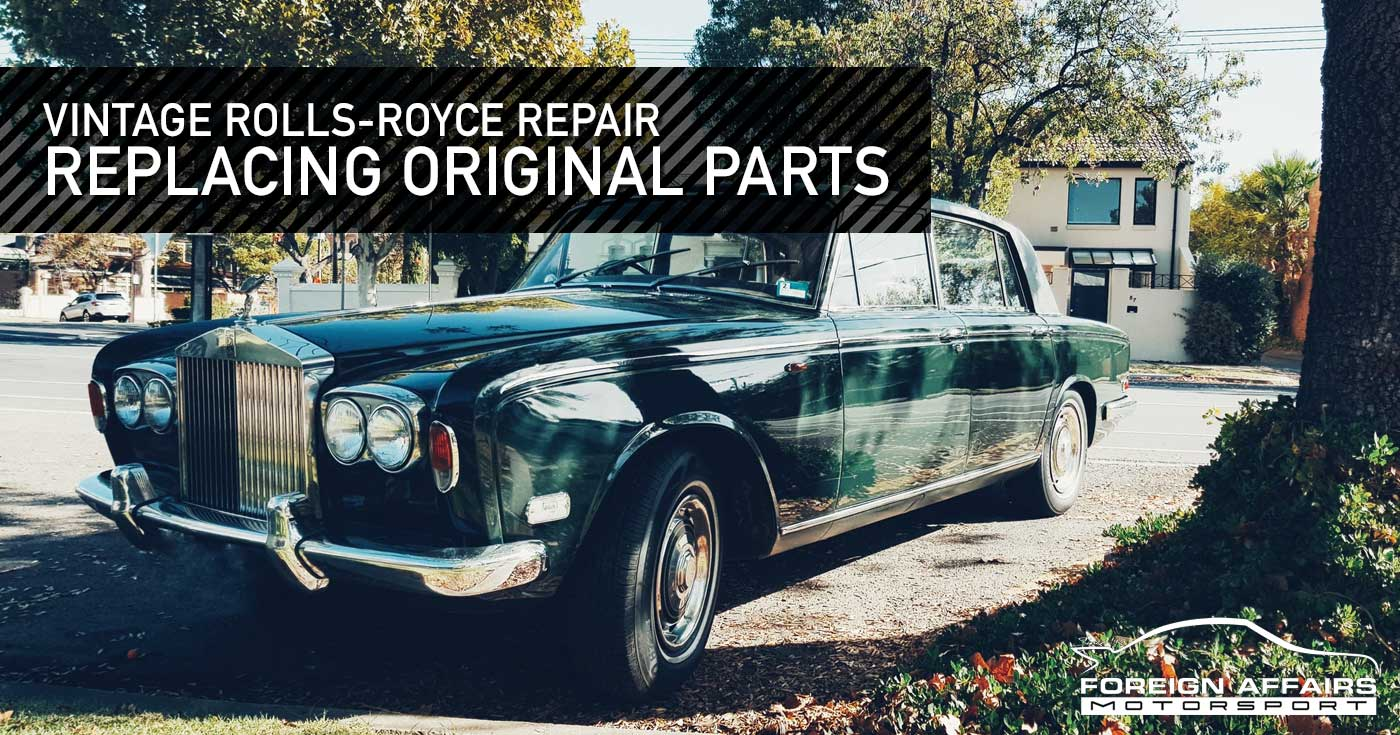 Rolls-Royce Repair