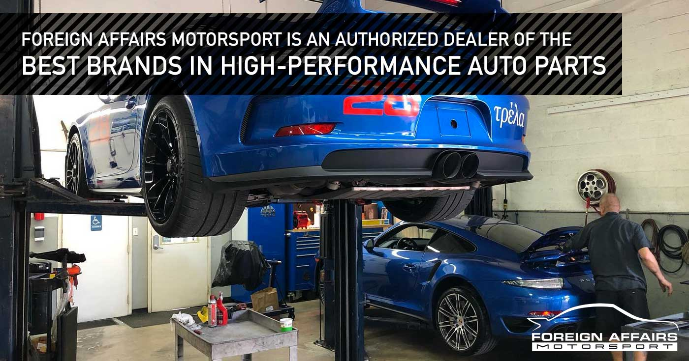 High-Performance Auto Parts