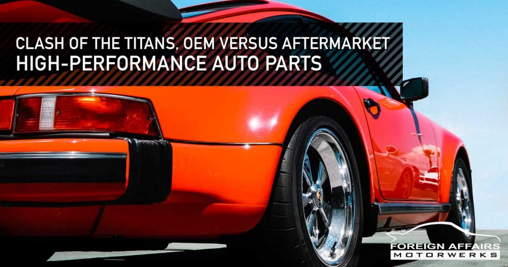 High-Performance Auto Parts
