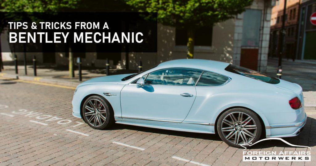 Bentley Mechanic
