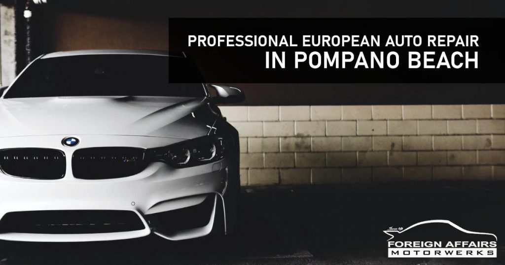 European Auto Repair: Captain America or Doctor Strange ...