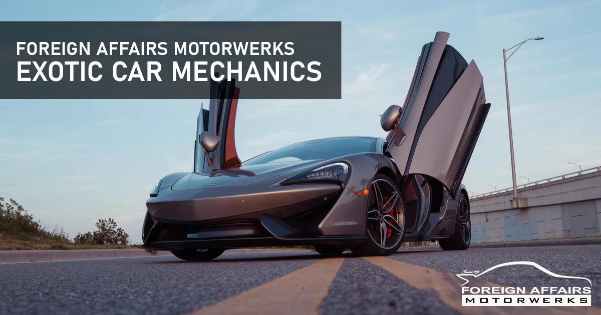 Exotic Car Mechanics