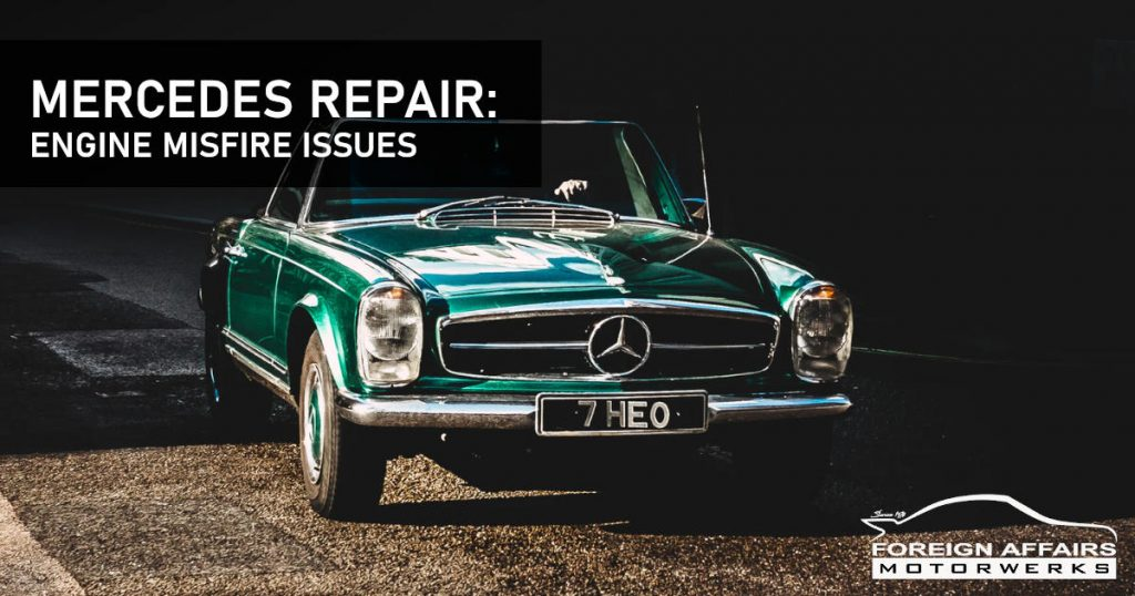 Mercedes repair