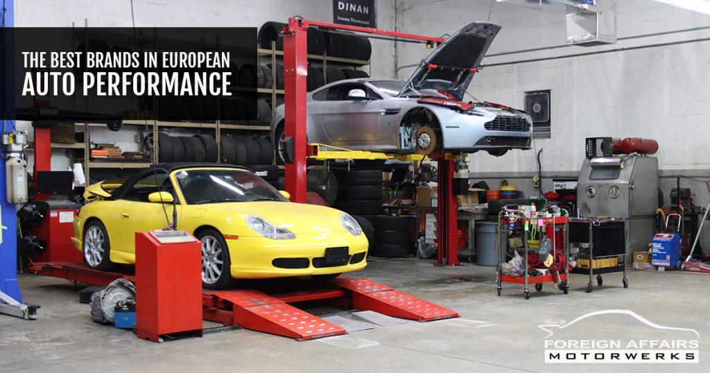 European auto performance
